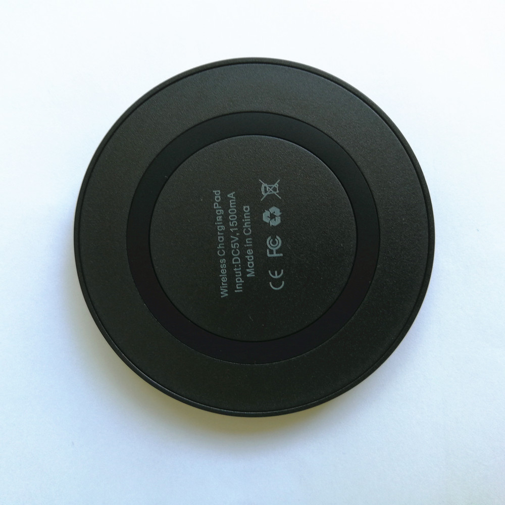 Qi Wireless Stand Fast Charging Pad + Type-C Charger Sticker Receiver for Xiaomi 6 / 5 / MIX 2