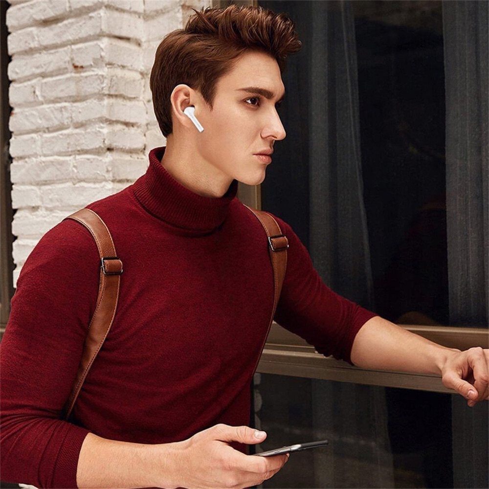 OLLLY I7TWS Bluetooth Earbud Mini Wireless Earphone In-ear Earpiece Cordless Hands Free Headphone