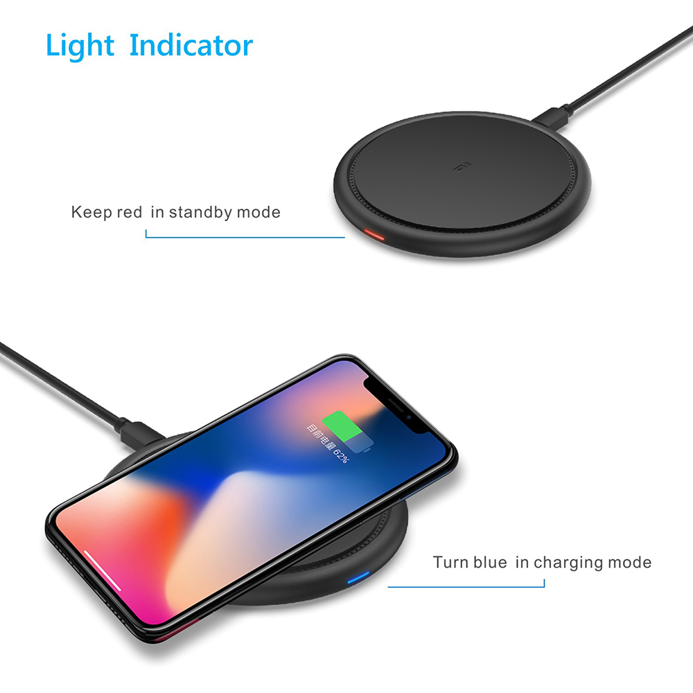 F10 Fast Wireless Charger