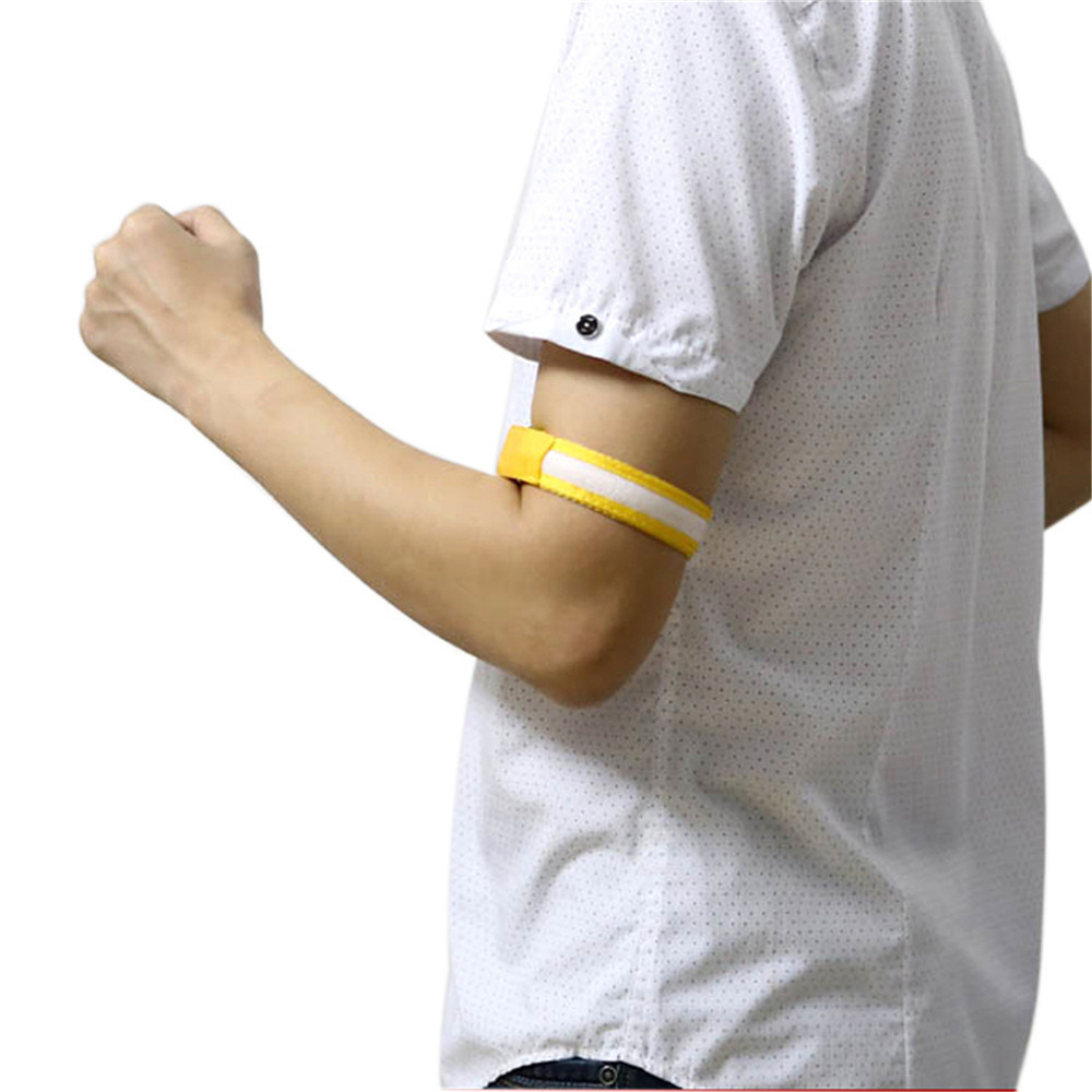 YWXLight Running Safety Glow Light Arm Band LED Wrist Straps Light