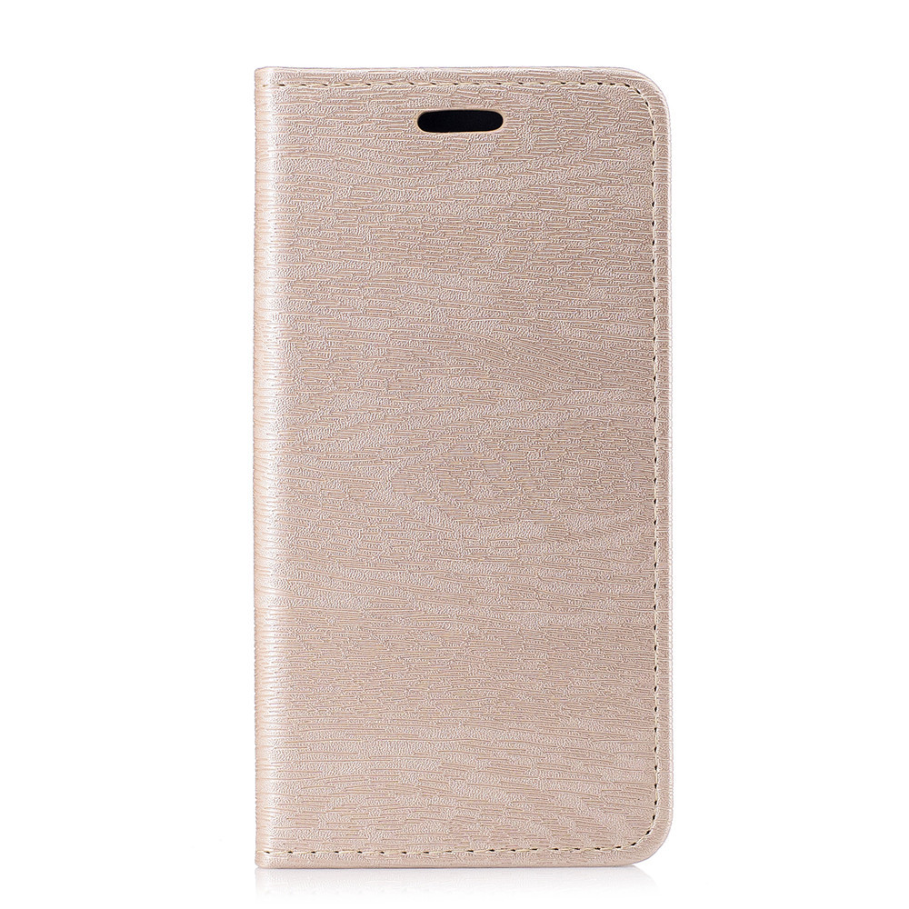 Cover Case for Xiaomi Redmi 5A Card Holder with Stand Flip Full Body Lines / Waves Hard PU Leather