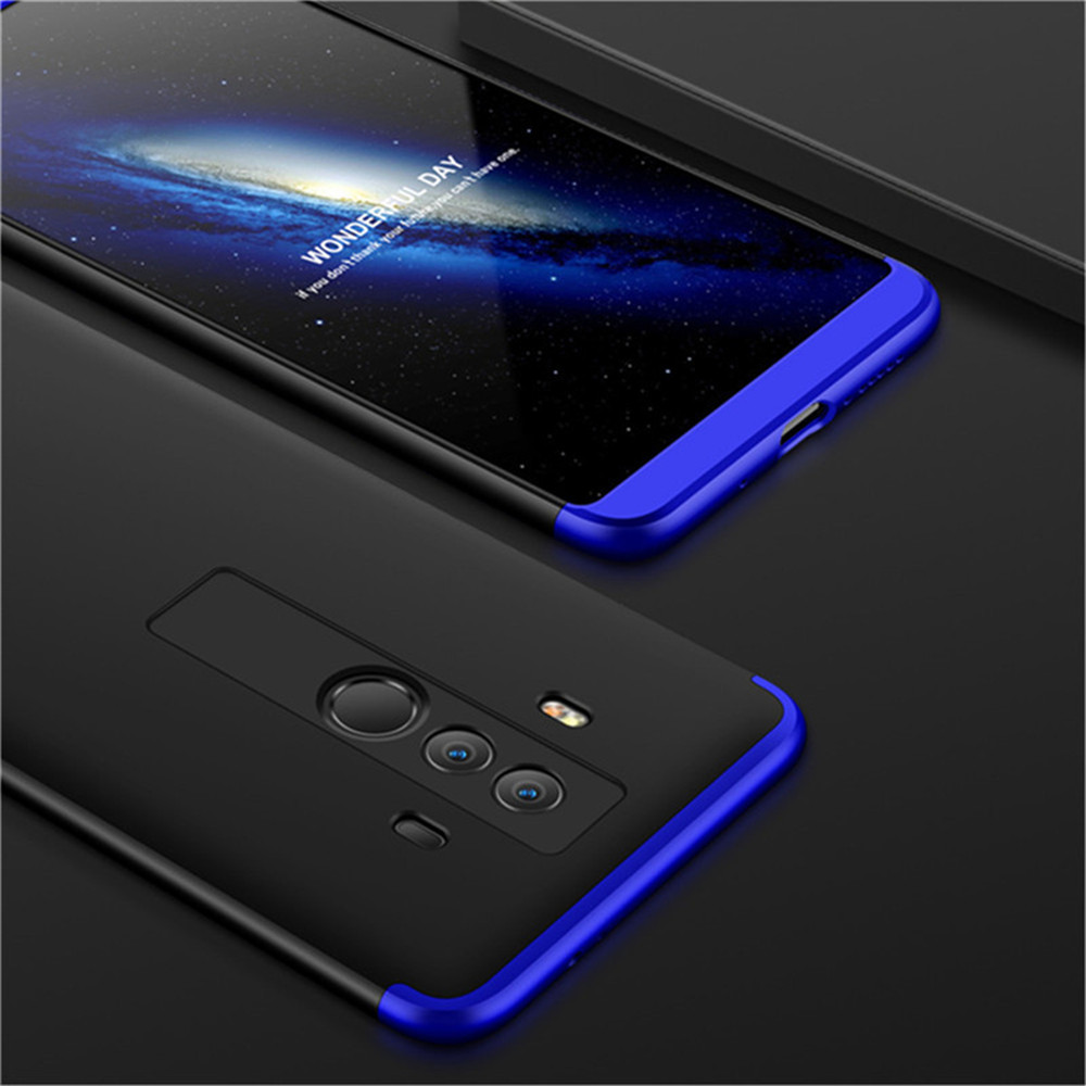 Cover Case for Huawei Mate 10 Pro 360 Degree Full Protection  Hard PC 3 in 1 Fundas Coque Back