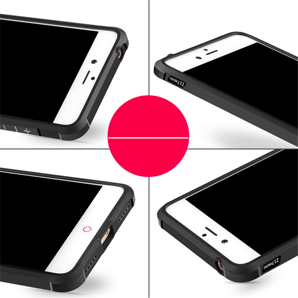 Shockproof Soft Silicone Case for Nubia Z17 Mini Cover Case Fashion Full Protective Phone Case