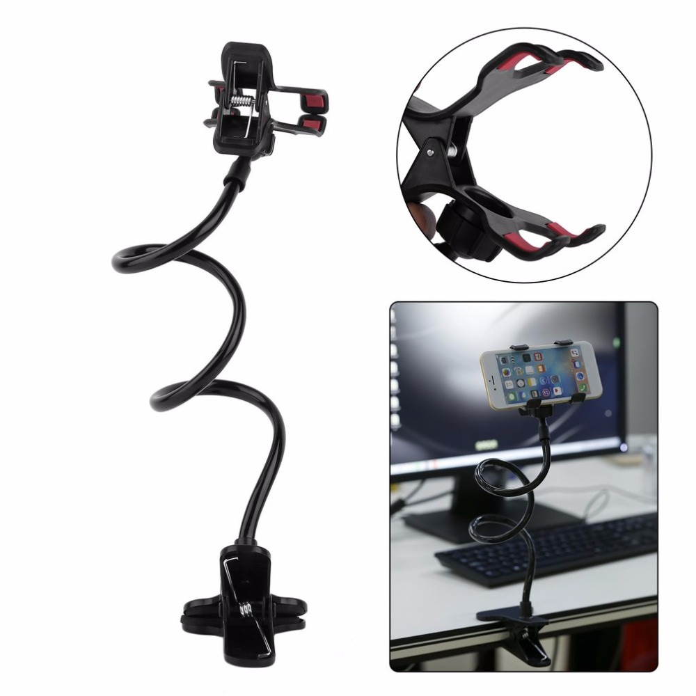 Creative Type of Gooseneck General Mobile Phones Support Folding Lazy Stents