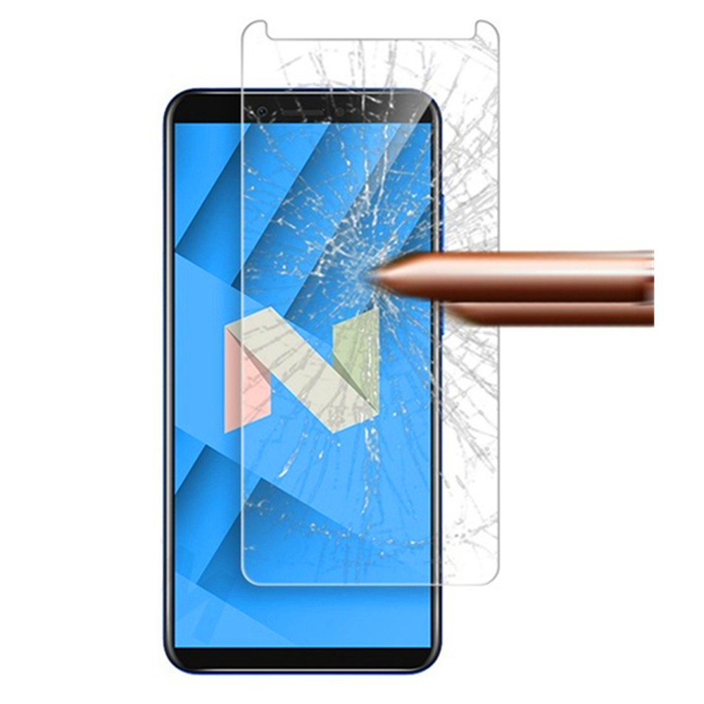 2.5D 9H Tempered Glass Screen Protector Film for Vernee M6