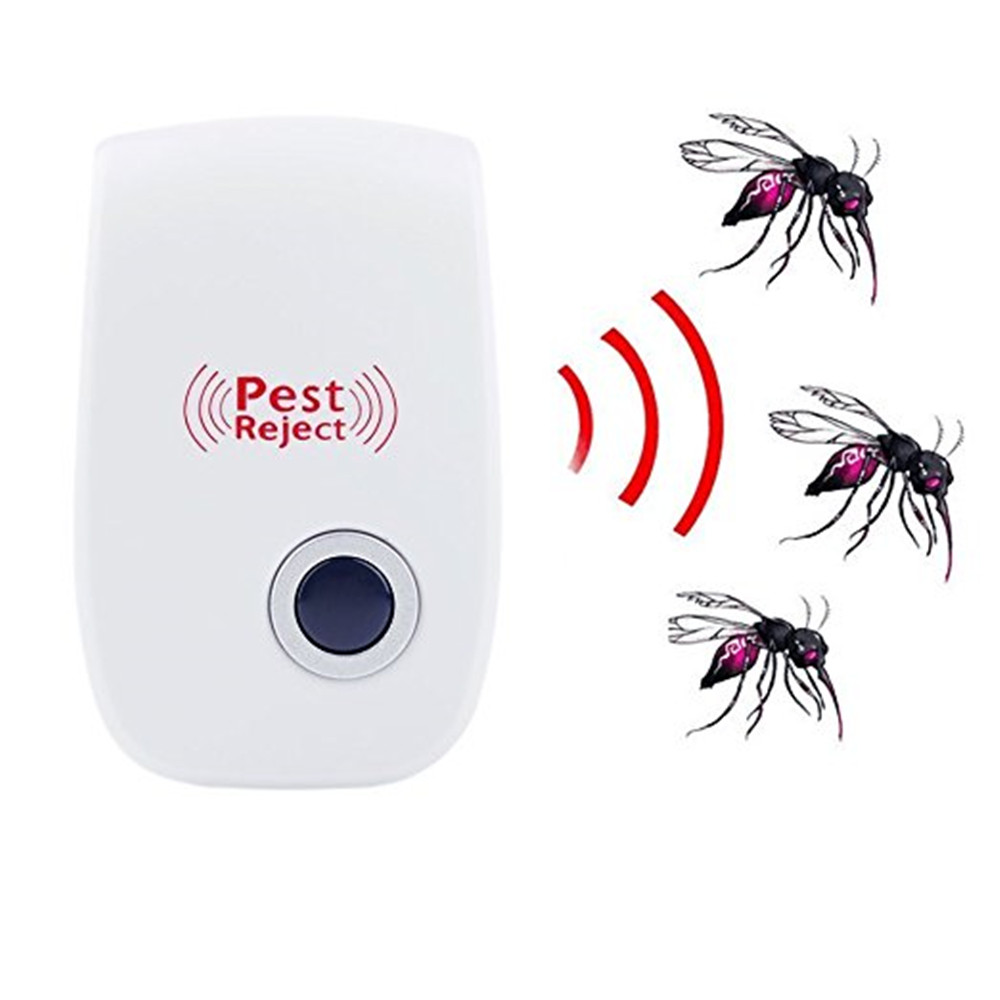 New Multi-Functional Electronic Insect Repellent Device