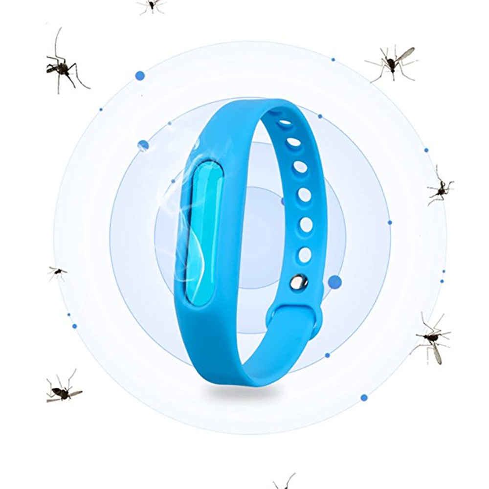 Natural Mosquito Repellent Bracelet for Kids Adults