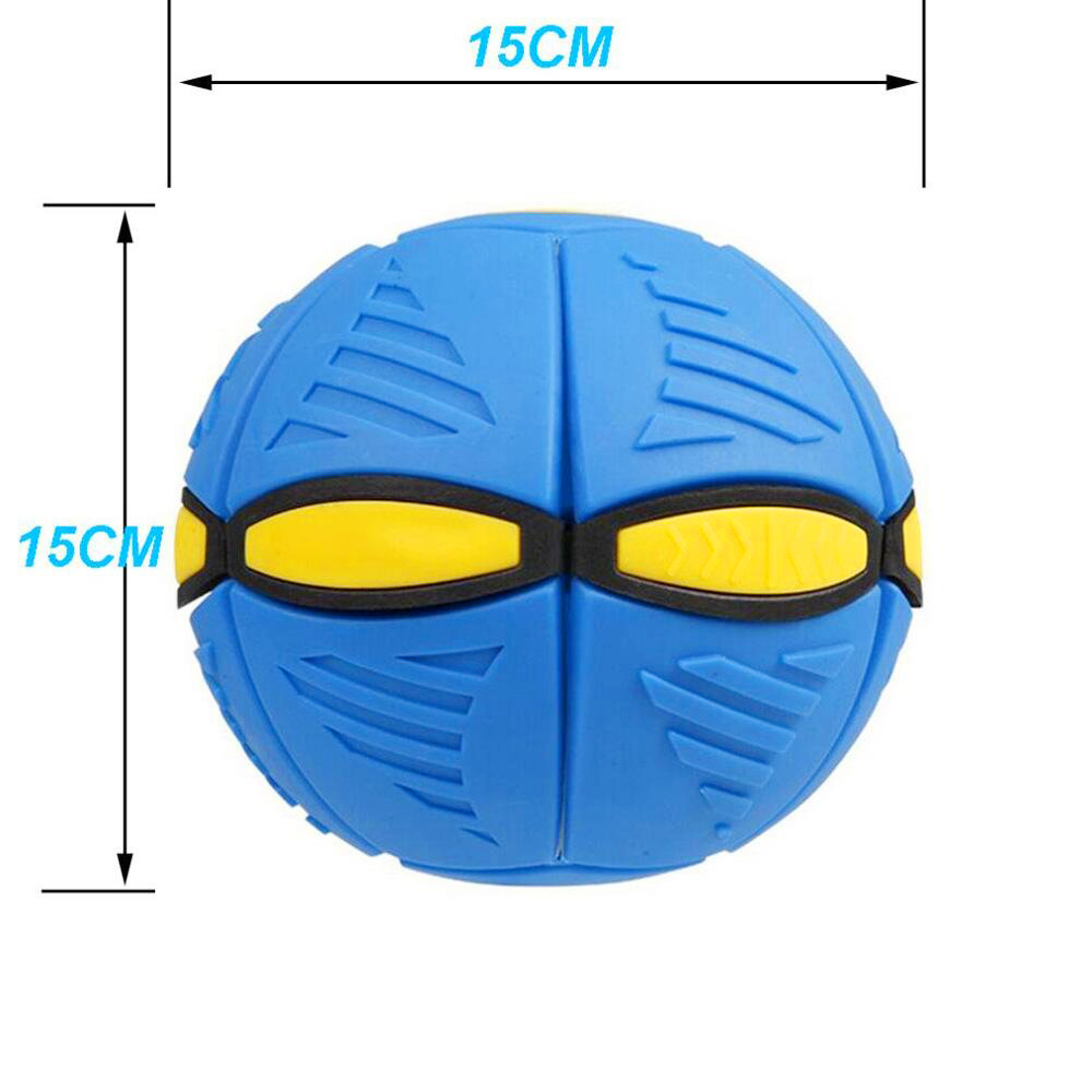 Children's Gift|Outdoor Toy|UFO Ball|Magic UFO Frisbee|Deformation Blue 21  x 21 x 5 cm Other Educational Toys Sale, Price & Reviews | Gearbest