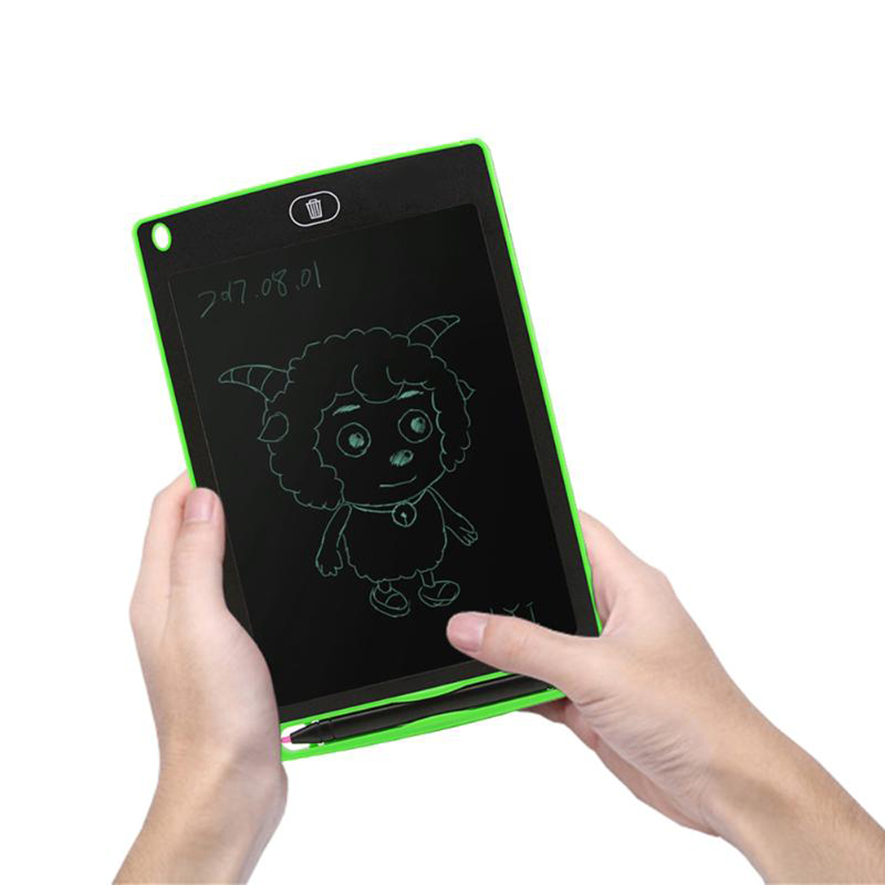 LCD Tablet 8.5 Inch Digital Drawing Electronic Tablet Message Graphics Board