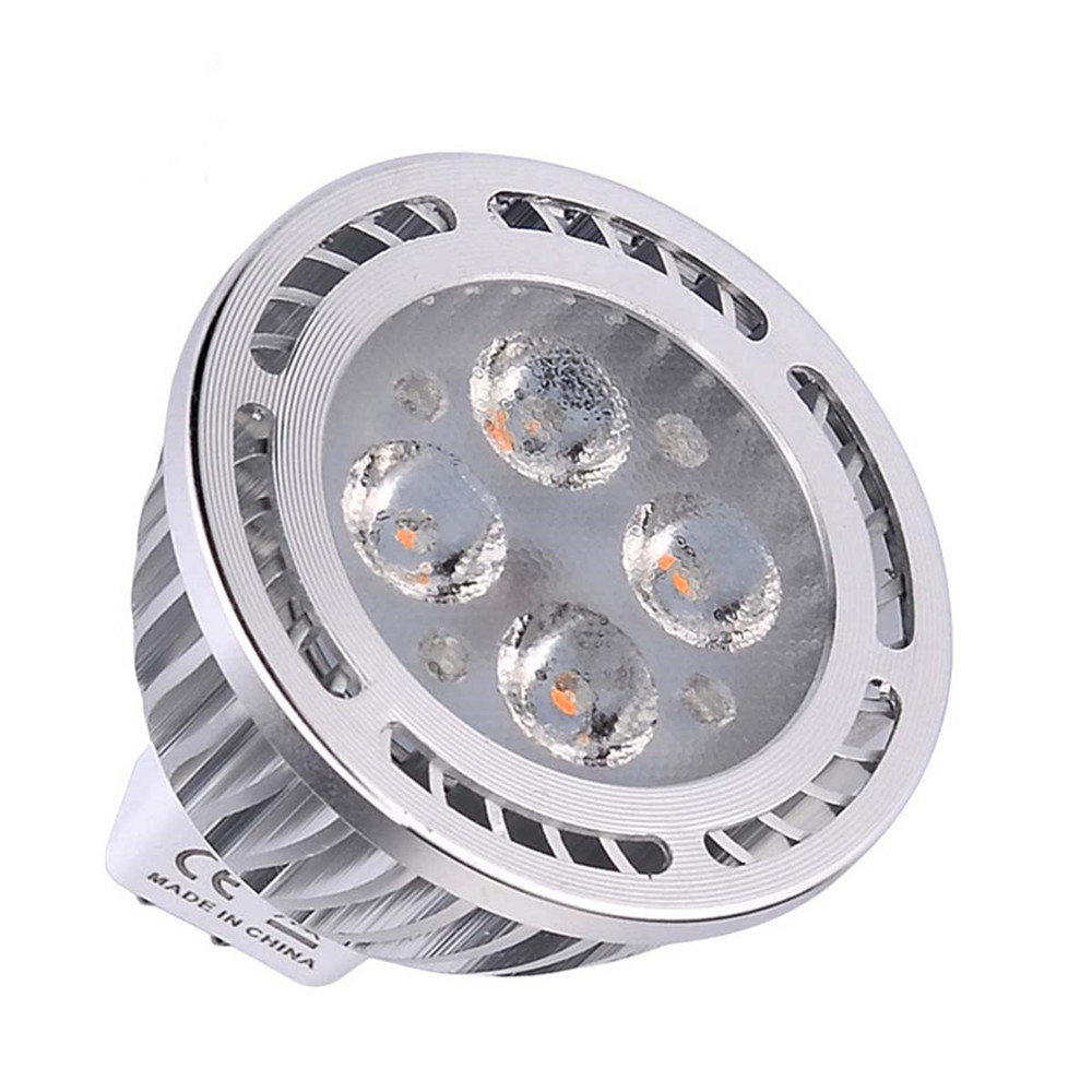 10PCS YWXLight MR16 3030SMD Decorative Spotlight Lamp AC / DC 12V