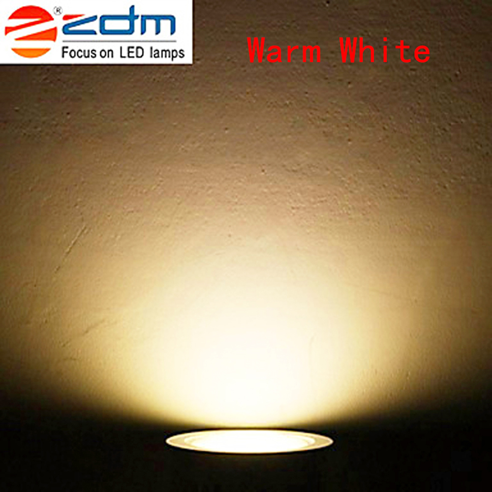 Zdm 4pcs 5W 400-450LM Led Low Voltage Downlights Warm White/Cool White/Natural White Ac12v/Ac24v