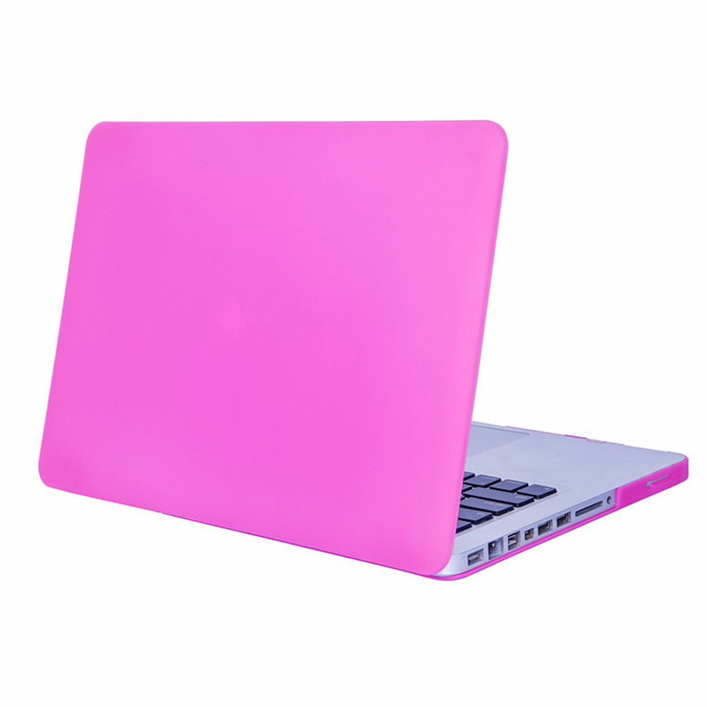 Hard Crystal Matte Frosted Case Cover Sleeve for MacBook Pro 13