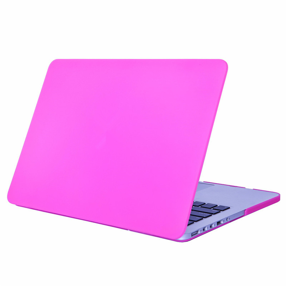 Housse de protection en cristal mat mat pour MacBook Retina 13