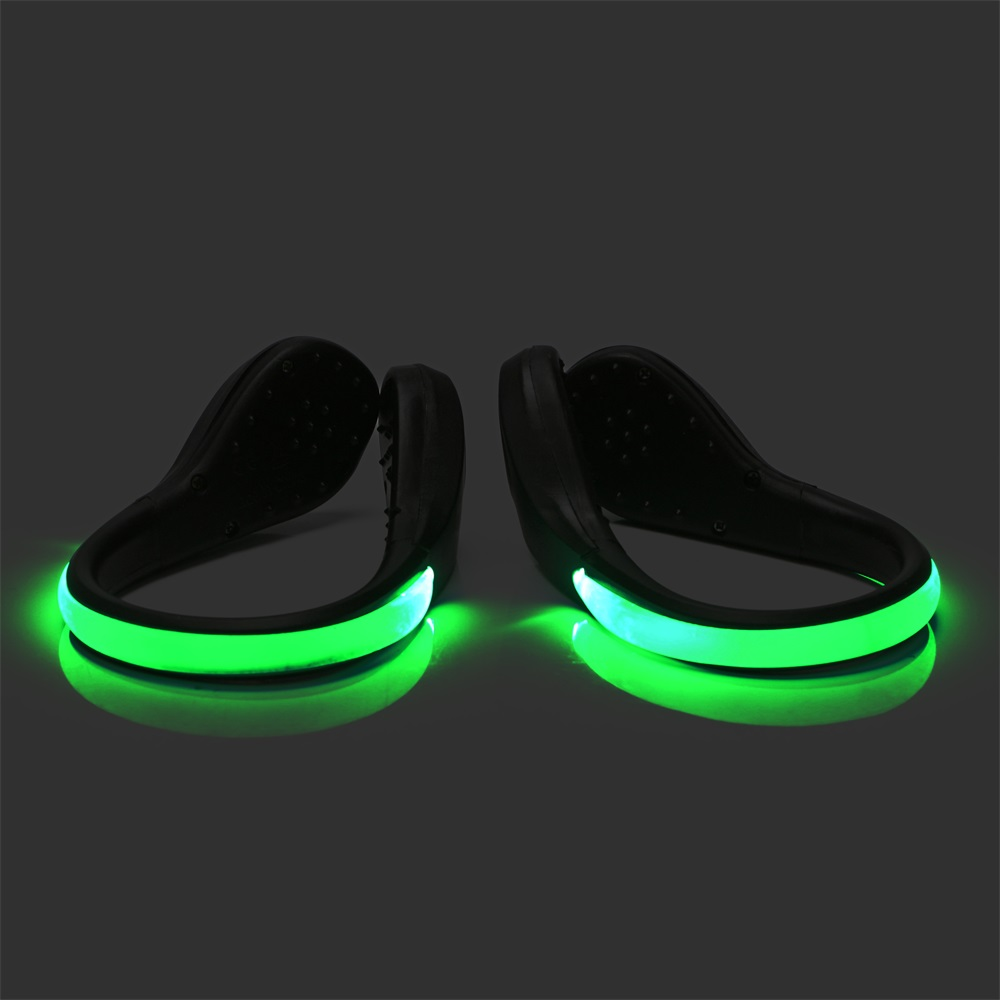 LED Flashing Safety Shoe Lights