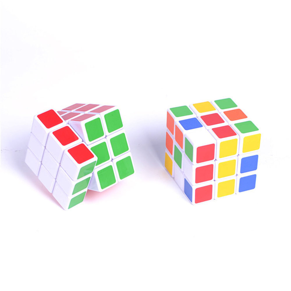 ABS Ultra-Smooth Professional Speed Magic Cube Puzzle Twist Toy Rubik