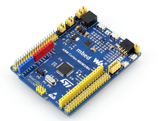 Waveshare XNUCLEO - F302R8 Development Board with STM32F302RC Chip for Mbed Arduino